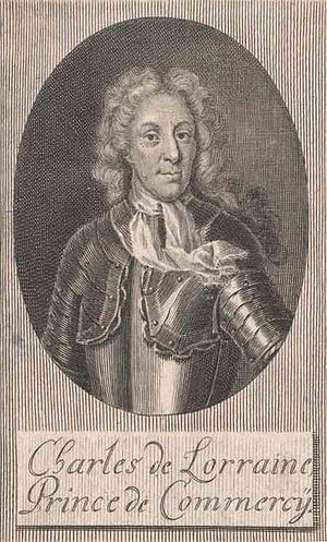 Charles, Prince of Commercy - Charles