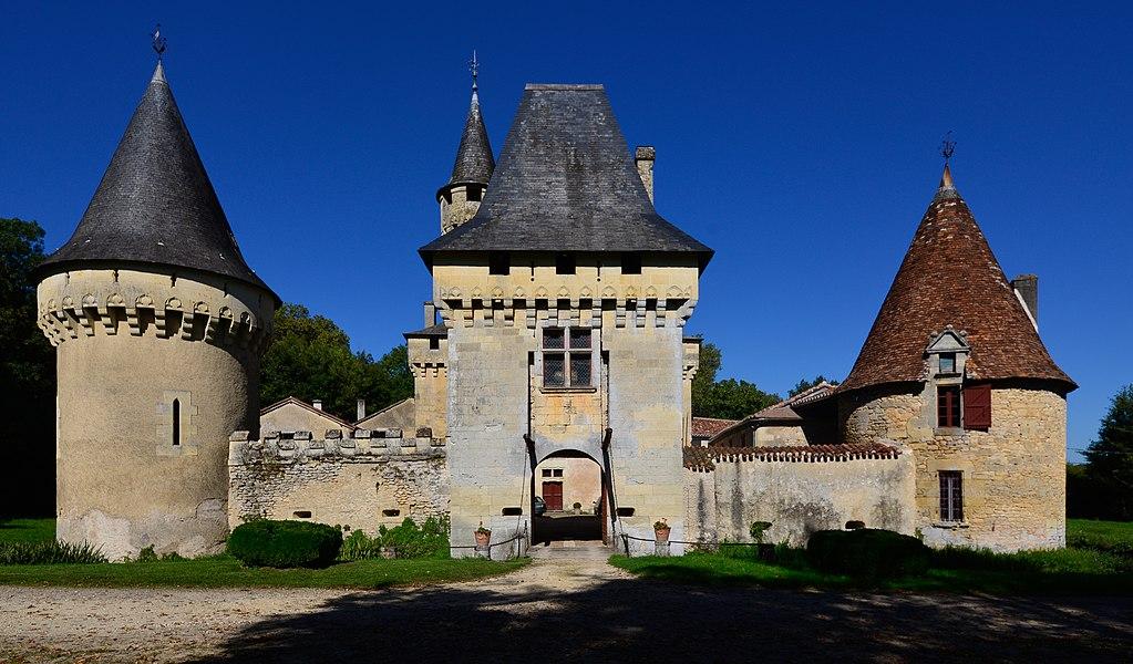 Château du Lieu-Dieu (Inscription)