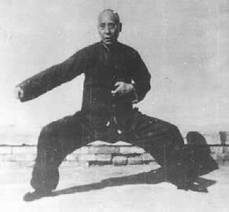 "Chen-style t'ai chi ch'uan - An older Chen Fake plays the ""xin jia"" form he introduced to the world"