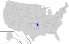 Cherokee Speaking Areas Within The USA.png
