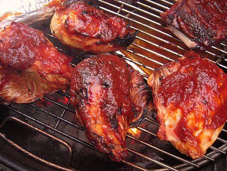 Ayam barbeku