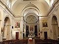 Chiesa parrocchiale di San Giovanni Battista, interno (Carbonara di Rovolon, Rovolon) 03.jpg