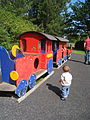 Child at Train in Park.JPG