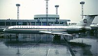 Ту-154М компании China Northwest Airlines
