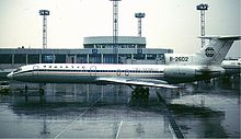 China Northwest Airlines Tupolev Tu-154M KvW.jpg