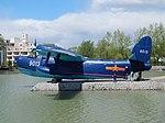Chinese Navy Sea Plane, beijing Aviation Museum (26382504992).jpg
