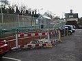 Chipstead station western DDA entrance.JPG