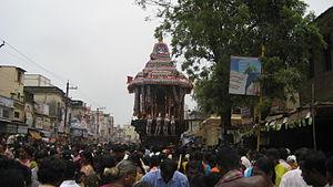 Chithirai festival - Image: Chitirai Festival Madurai