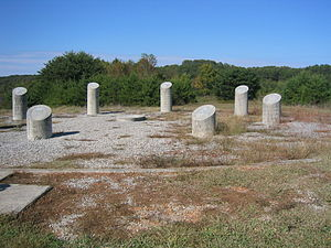 Monroe County, Tennessee - Chota Memorial