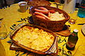 Choucroute, gratin, Kronenbourg.jpg