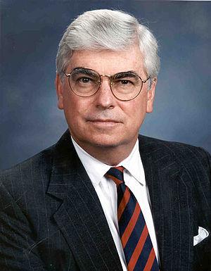 United States Senate election in Connecticut, 1992 - Image: Chris Dodd