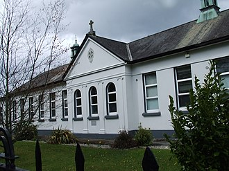 Congregation of Christian Brothers - Image: Christian Brothers School Templemore April 2010