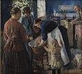 Christian Krohg, I baljen, 1889, KMS1991, Statens Museum for Kunst.jpg