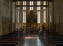 Church Sant'Elena (Venice) Interior.jpg
