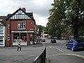 Church Stretton - Sandford Avenue at Central Avenue. - geograph.org.uk - 1998467.jpg