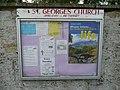 Church noticeboard, Semington - geograph.org.uk - 811056.jpg