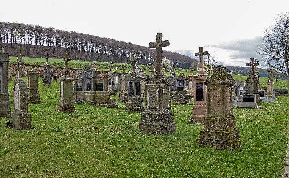 Cemetery of Oberfeulen
