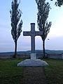 """Cimitirul ostaşilor români şi germani (1916-1919) - CRUCEA """"PATRIA"""".JPG"""