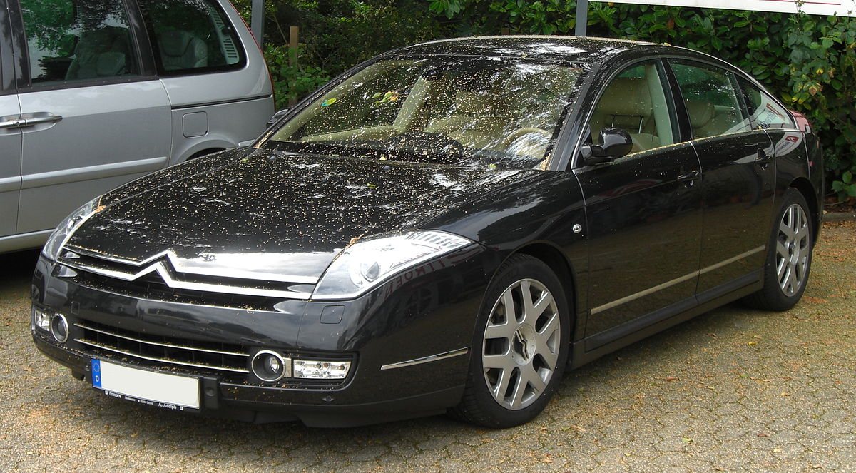 Citroën C6 - Wikipedia