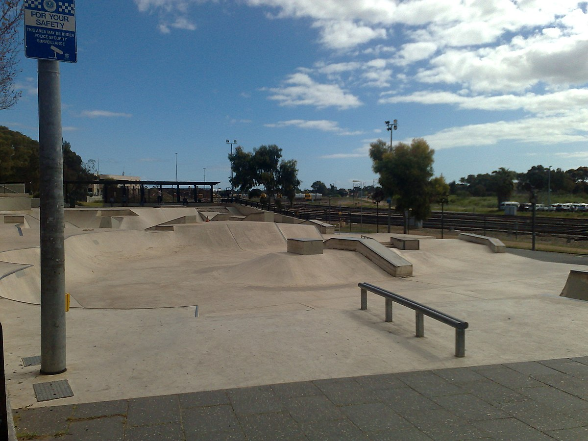 City sk8 park adelaide wikipedia for 21 south terrace adelaide