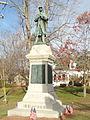 Civil War Memorial - East Douglas, Massachusetts - DSC02750.JPG