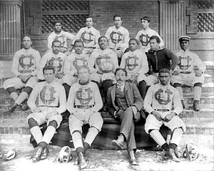 Claflin University - 1899 football team, Claflin College