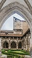Cloister of the Saint Stephen cathedral of Cahors 16.jpg