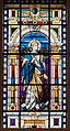 Clonmel Irishtown St. Mary's Church of the Assumption Nave East Wall Fourth Bay Window Saint Catherine Fixed 2012 09 06.jpg