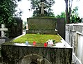 Cmentarz Łyczakowski we Lwowie - Lychakiv Cemetery in Lviv (Tomb of Jozef Kallenbach -1861 - 1929- - a Polish historian of literature) - panoramio.jpg