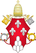 Coat of Arms of Pope Paul VI.svg