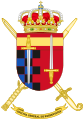 Coat of Arms of the Volunteer Reserve of the Spanish Armed Forces.svg
