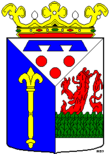 Coat of arms of Landgraaf.png
