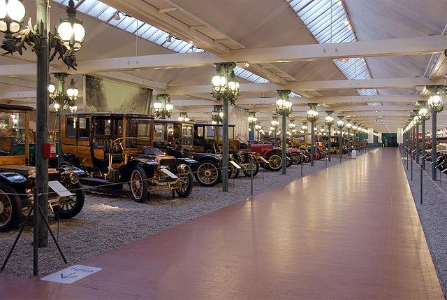 Cité de l'Automobile – Musée National – Collection Schlumpf