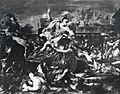 Collezione Durazzo Pallavicini, francesco monti, Achille trascina il corpo di Ettore intorno alle mura di Troia.jpg