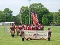 Colonial Musketeers - Rock Spring Park - Memorial Day 2009.jpg