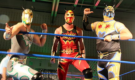The Colony (professional wrestling) - Wikiwand