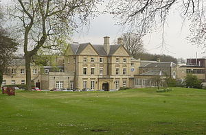 Colworth House - Image: Colworth atg