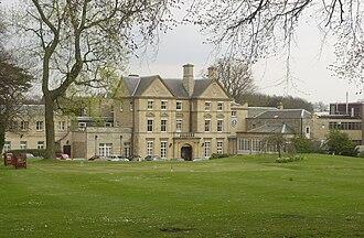 William Lee Antonie - Colworth House