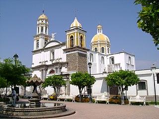 Comala Town & Municipality in Colima, Mexico