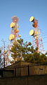Communication Towers - North Firdawsi st - Nishapur 3.JPG