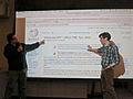 Community Engagement Team - Wikimedia - December 2013 - Photo 02.jpg