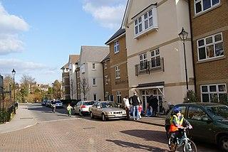 Waterways, Oxford human settlement in United Kingdom