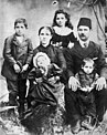 Condon family portrait in Greece 1895.jpg