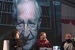 Conferncia en Pantalla con Noam Chomsky, XIV FILZ (14948732603).jpg