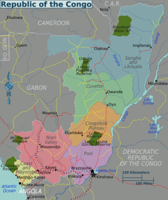 Congo-Brazzaville regions map.png
