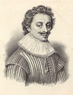 Constantijn Huygens Dutch poet and composer