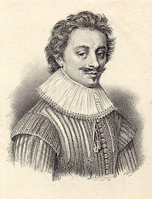 Constantijn Huygens - Constantijn Huygens (1623)