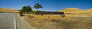Contra Loma Regional Park - Courtesy of Masrur Odinaev December 13, 2010.