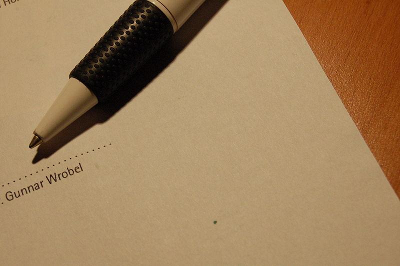 File:Contract - CC-BY-SA - Gunnar Wrobel.jpg