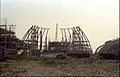 Convention Centre Complex Under Construction - Science City - Calcutta 1995 500.JPG